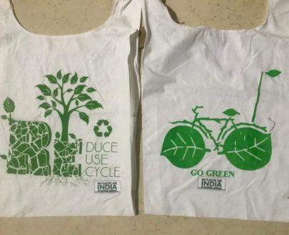 Grocery Bag OrganicDukaan