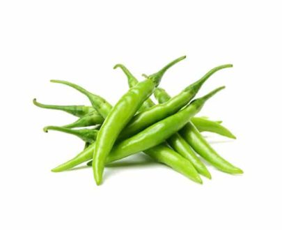 Green Chilli OrganicDukaan