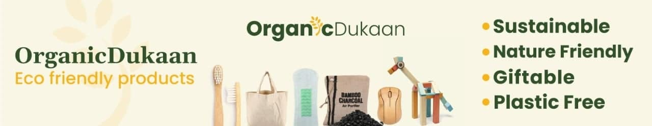 Eco-friendly Products OrganicDukaan