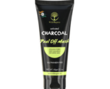 Activated Charcoal Peel off Mask Wild Organic OrganicDukaan