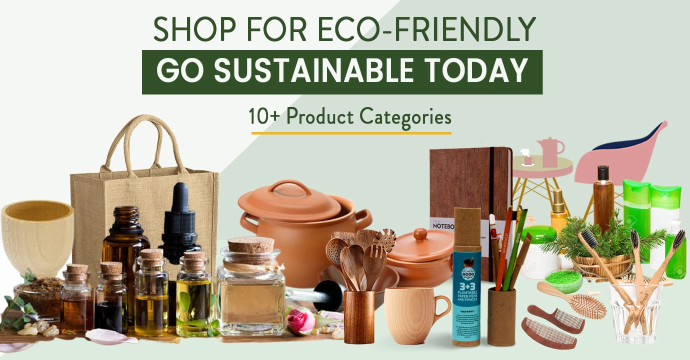 Eco-friendly product store OrganicDukaan