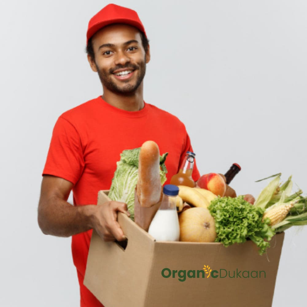 Delivery within 24 hours OrganicDukaan